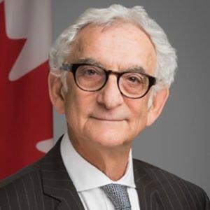 Senator Howard Wetston