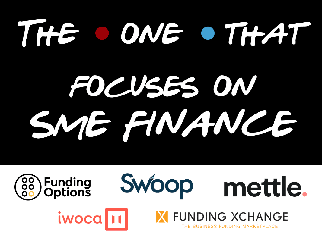 The One That focuses on SME lending