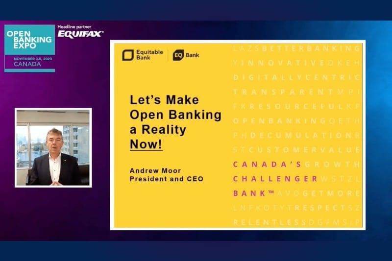 Open Banking Expo Canada 2020 - CLOSING KEYNOTE- Make Open Banking a reality now