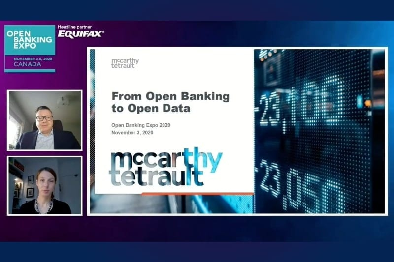 Open Banking Expo Canada 2020 - From Open Banking to Open Data