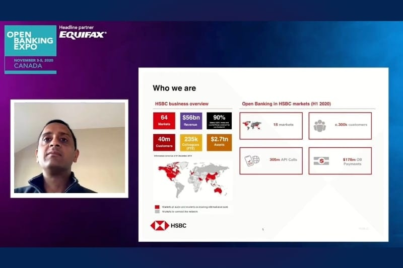 Open Banking Expo Canada 2020 - USE CASE – From prototype to first mover to consumer adoption