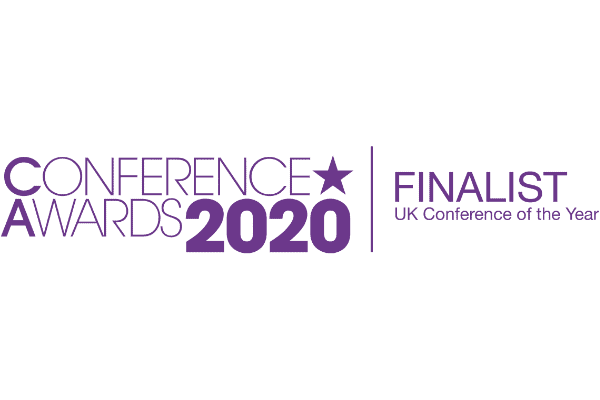Conference Awards 2020 – Best UK Conference FINALIST