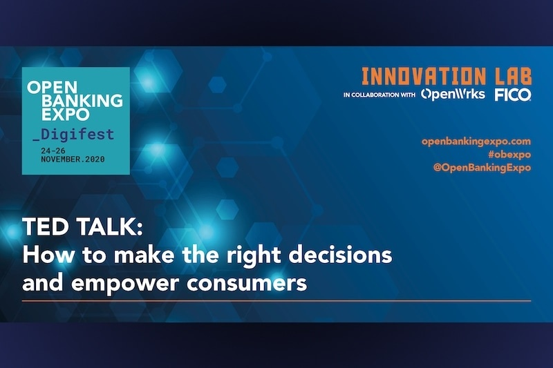 Poster - OBE Digifest 2020 - How to make the right decisions and empower consumers