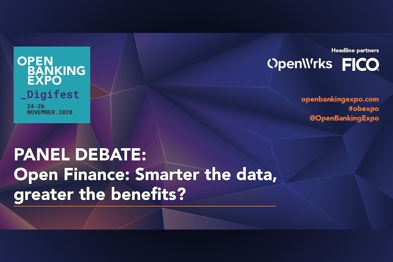 Poster - OBE Digifest 2020 - Open Finance Smarter the data, greater the benefits