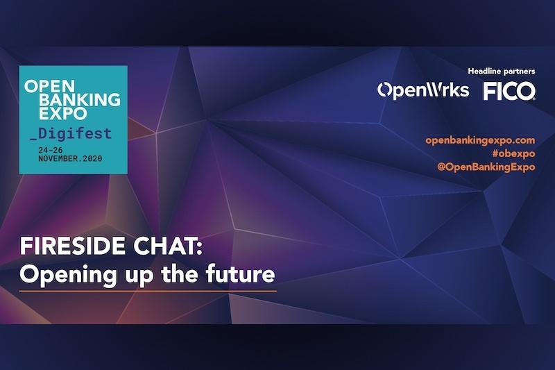 Poster - OBE Digifest 2020 - Opening up the future