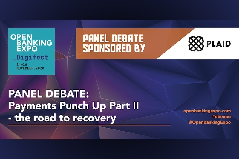 Poster - OBE Digifest 2020 - Payments Punch Up Part II – the road to recovery