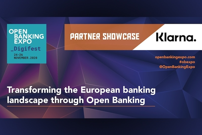 Poster - OBE Digifest 2020 - Transforming the European banking landscape through Open Banking