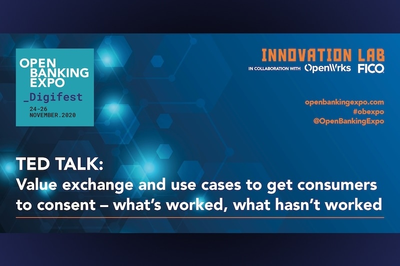 Poster - OBE Digifest 2020 - Value exchange and use cases to get consumers to consent – what's worked, what hasn't worked
