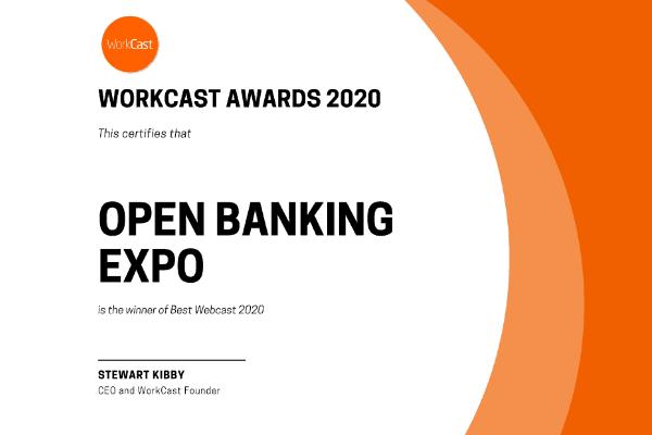 Workcast Awards 2020 – Best Webcast 2020 WINNER