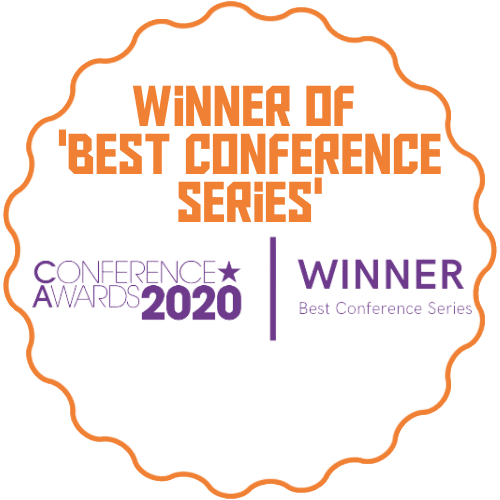 Winner of Best Conference Series Bubble